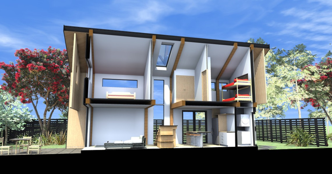 Eco house designs for everyday people | ehouse | New Zealand
