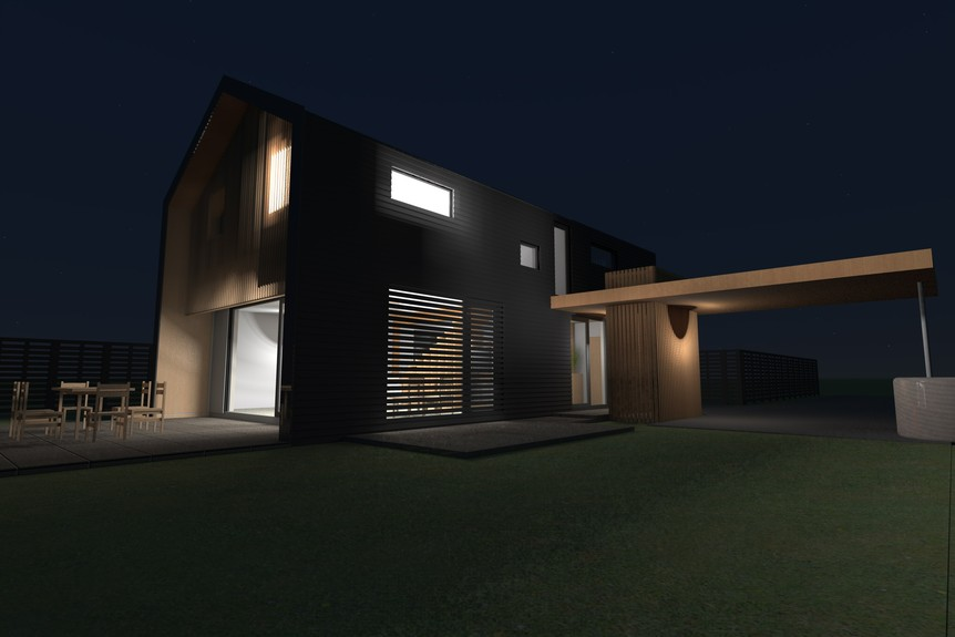 Eco homes design gallery ehouse new zealand for E house